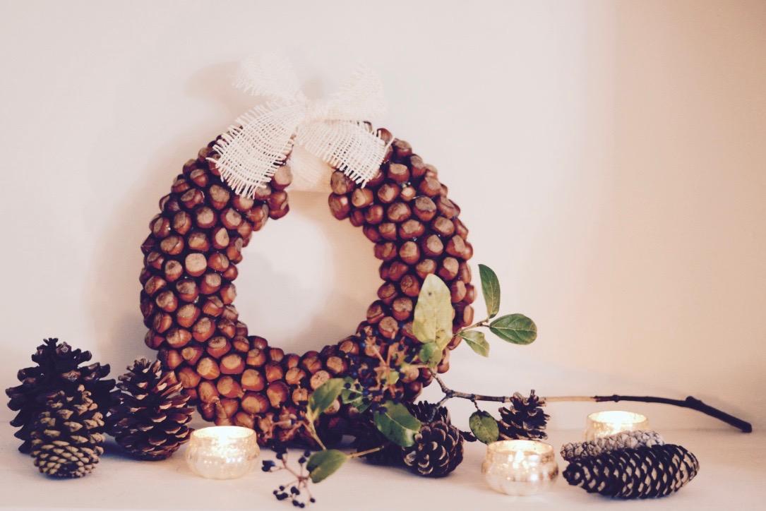 decoracao de natal com materiais naturais 4