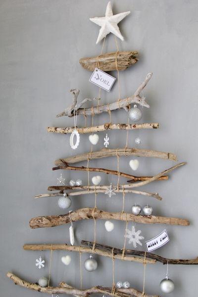 decoracao de natal com materiais naturais 9
