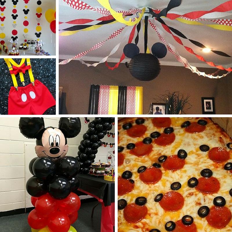 619606139 DIY Decoração de Festa do Mickey