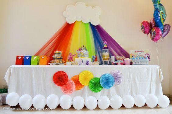 15 Ideias Para Festa De Aniversário Unicórnio