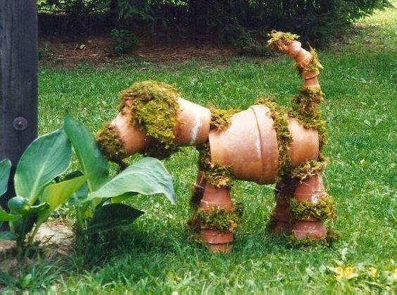 decoracao jardim vasos 3