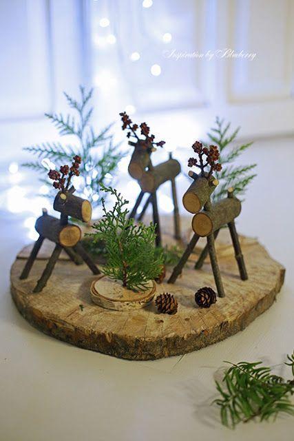 decoracao natal madeira 10