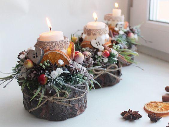 decoracao natal madeira 11