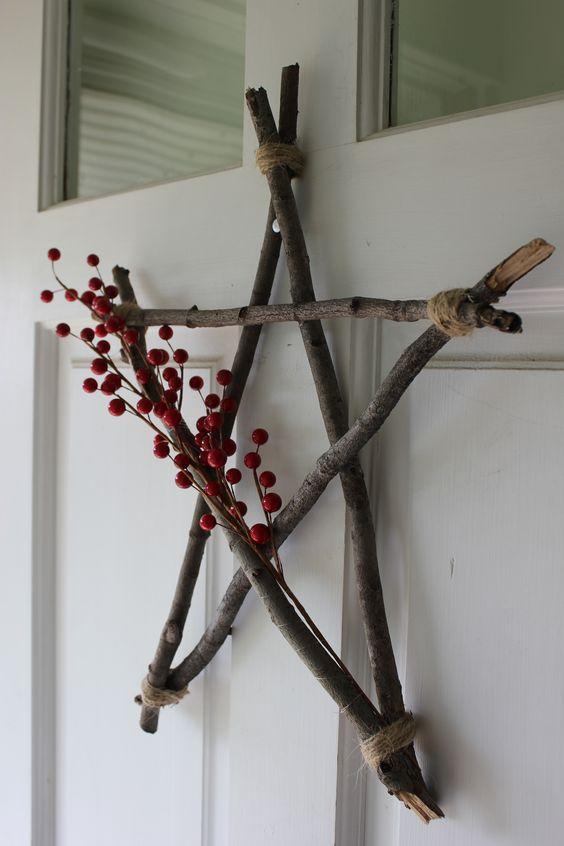 decoracao natal madeira 14