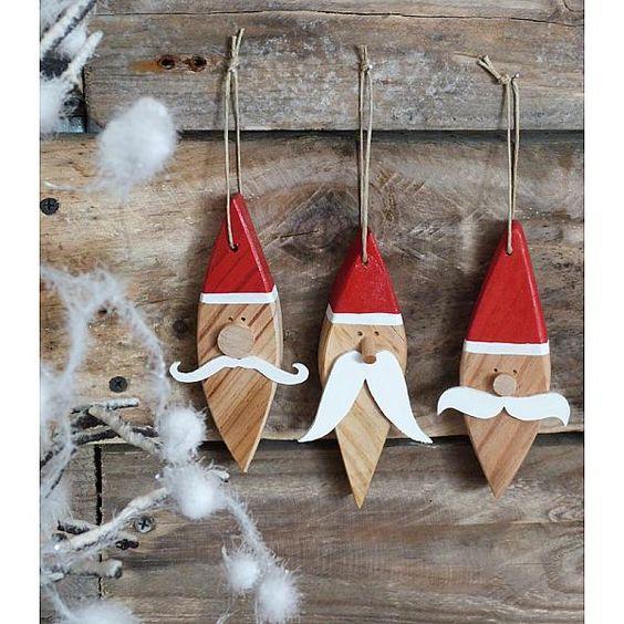 decoracao natal madeira 15