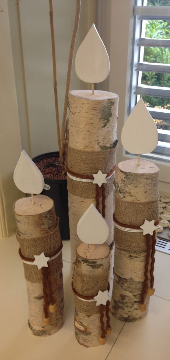 decoracao natal madeira 4