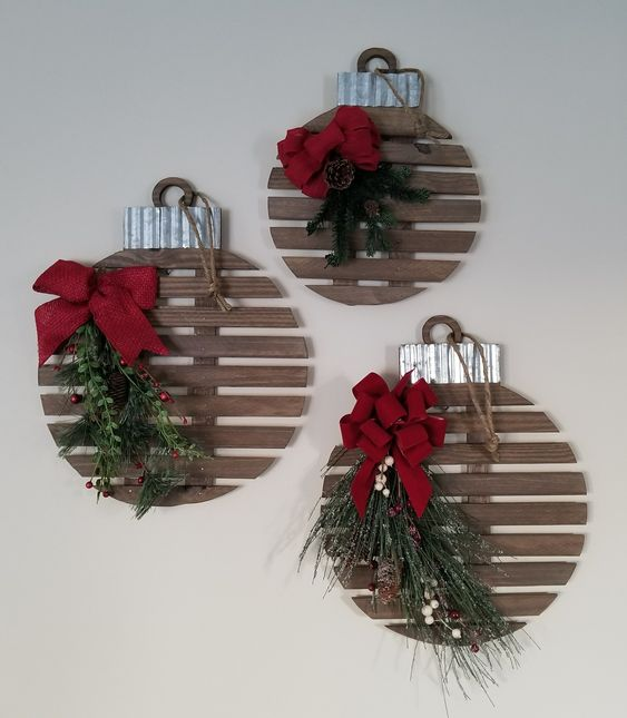 decoracao natal madeira 8