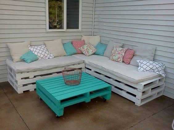decoracao pallets
