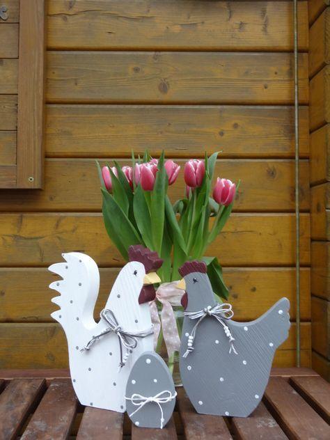 decoracao pascoa madeira 5