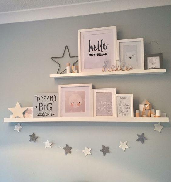 decoracao quadros quarto bebe