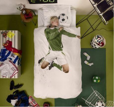 decoracao quarto infantil futebol 8