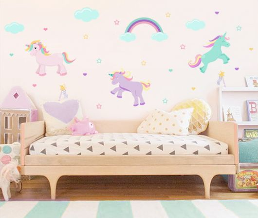 decoracao quarto unicornio 1
