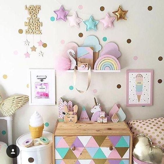 decoracao quarto unicornio 11