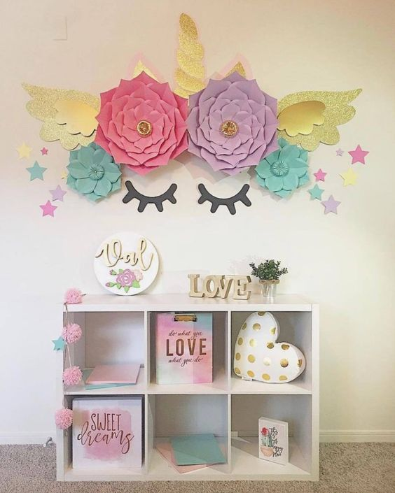 decoracao quarto unicornio 2