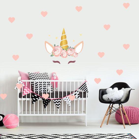 decoracao quarto unicornio 4