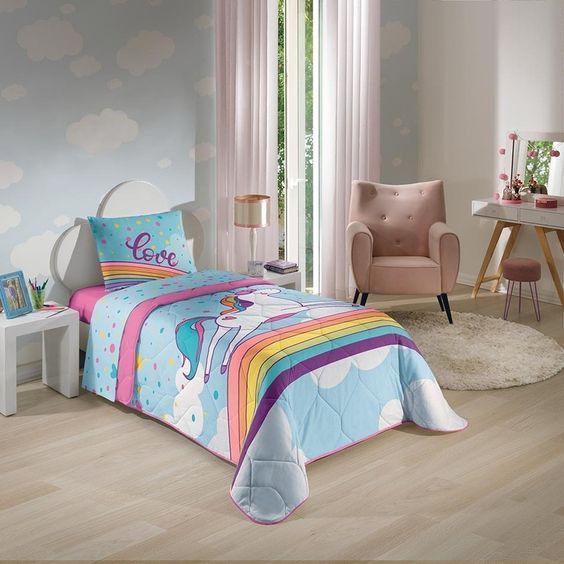 decoracao quarto unicornio 5