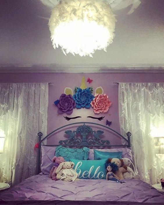 decoracao quarto unicornio 7