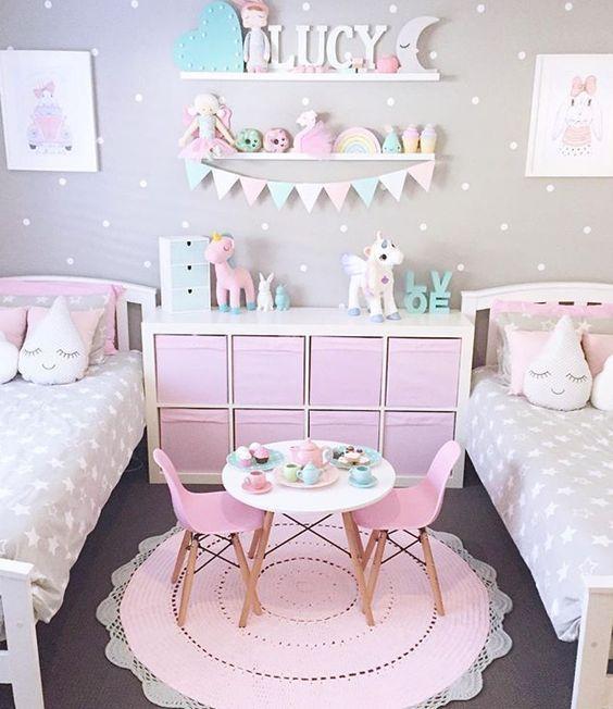 decoracao quarto unicornio 9
