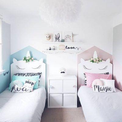 decoracao quarto unicornio