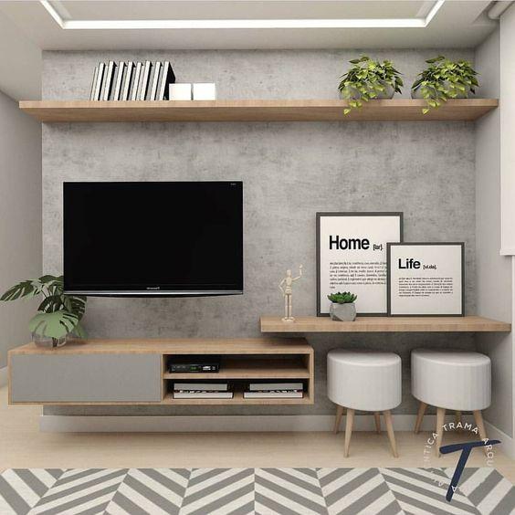 decoracao sala pequena 4