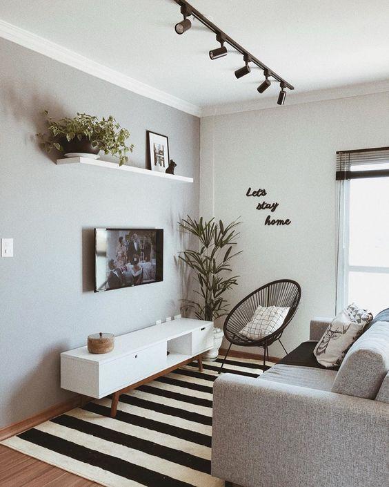 decoracao sala pequena 7