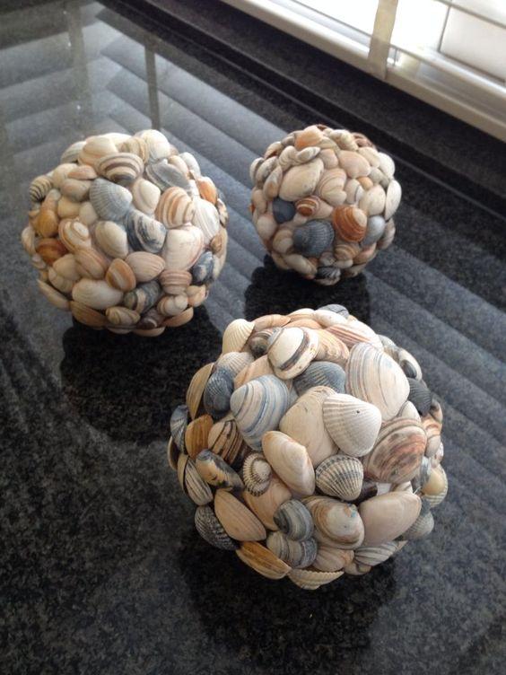 decoracao tema praia mar bolas