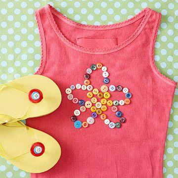 decorar a roupa com botoes 3
