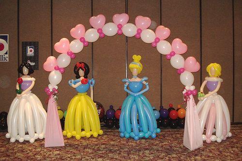 descoraçao festa baloes