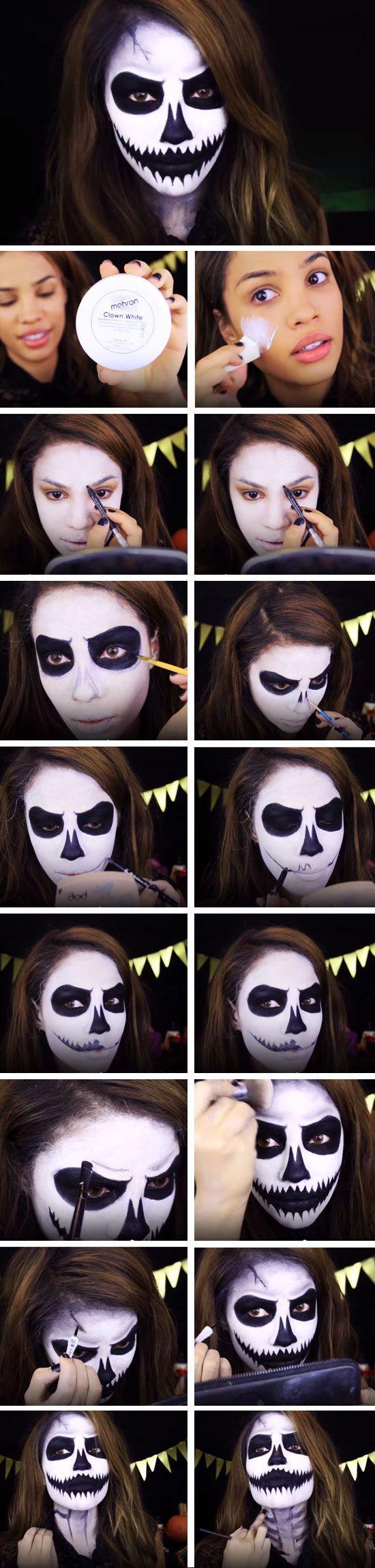dicas maquiagem dia bruxas 2