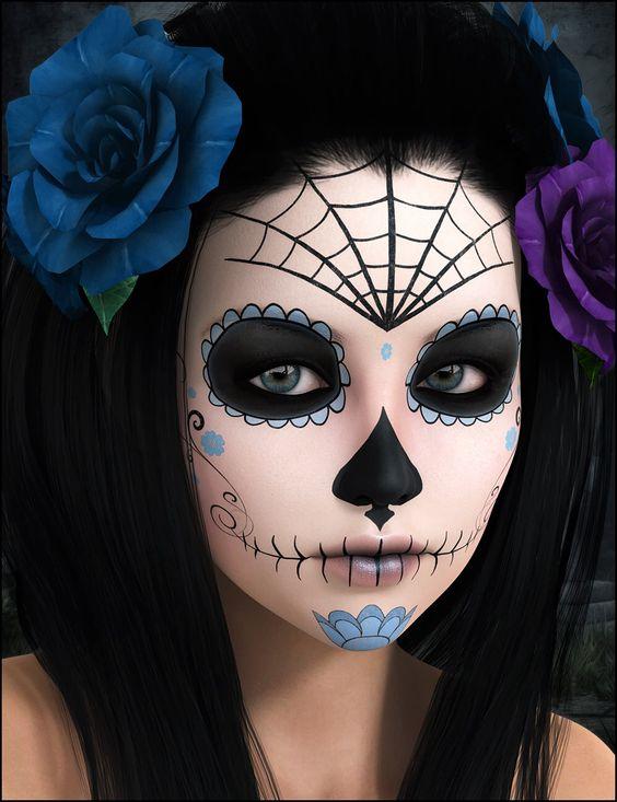 dicas maquiagem dia bruxas 3