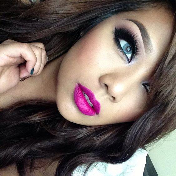 dicas maquiagem perfeita rosa