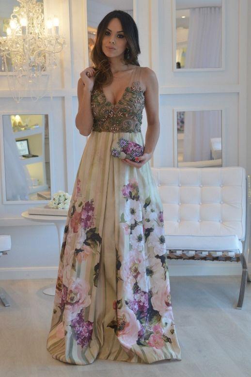 dicas modelos vestidos formatura 2