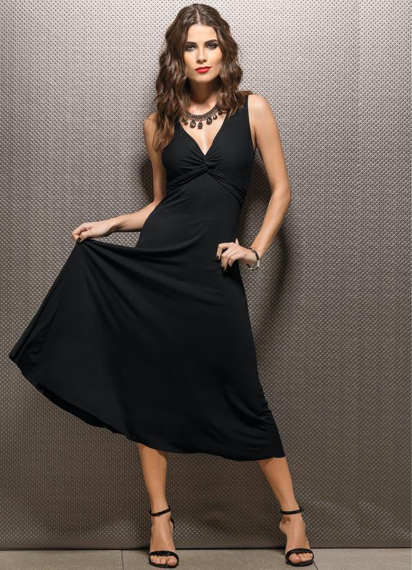 dicas modelos vestidos longuete 4