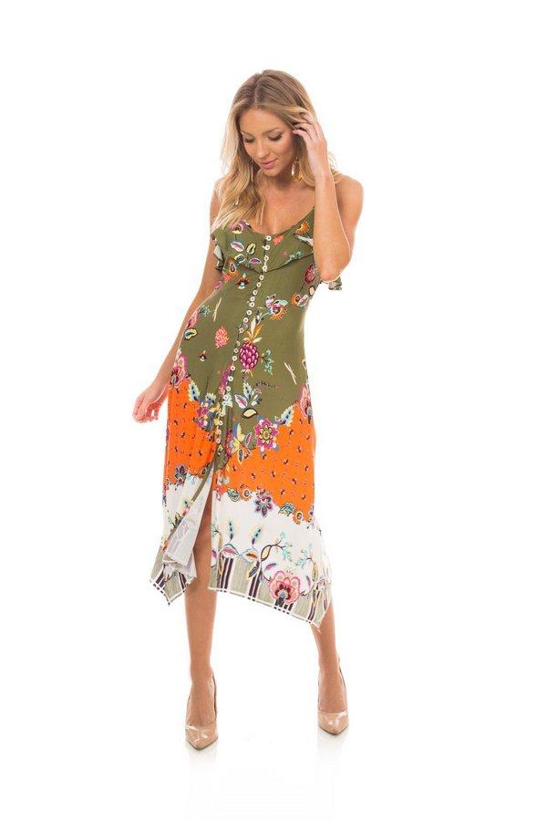 dicas modelos vestidos longuete 5