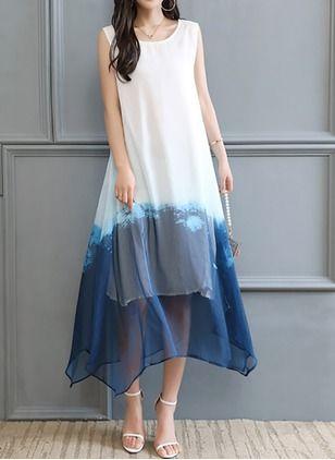 dicas modelos vestidos longuete