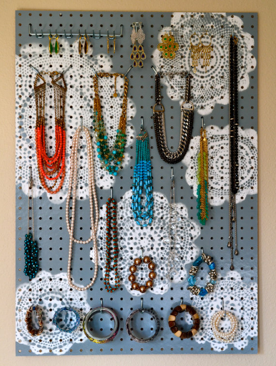 dicas para organizar joias