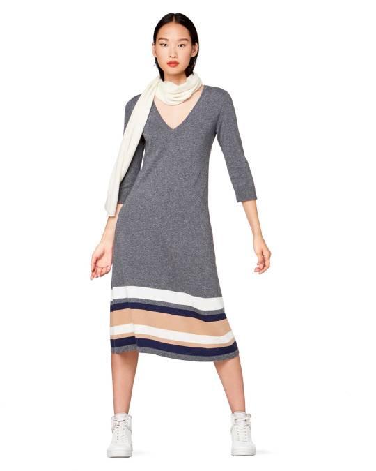 dicas usar vestido malha 9