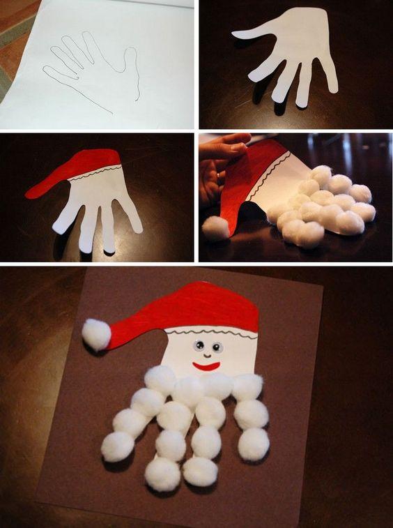 diy artesanato natal criancas 3