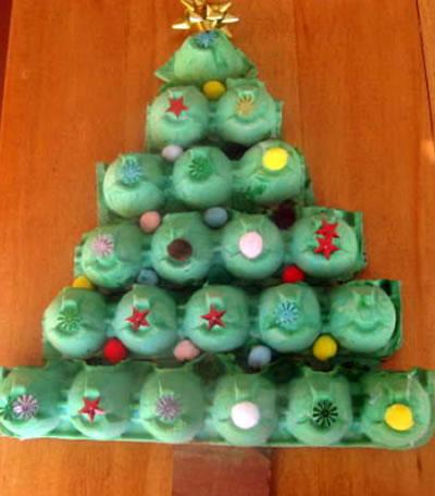 diy artesanato natal criancas 7