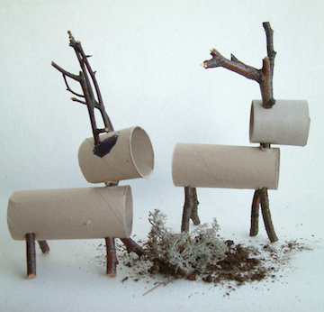 diy artesanato natal criancas