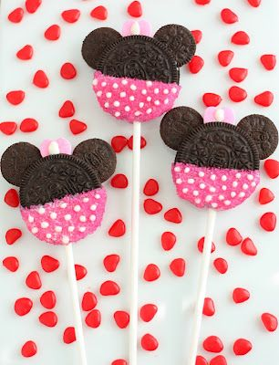 diy bolachinhas minnie