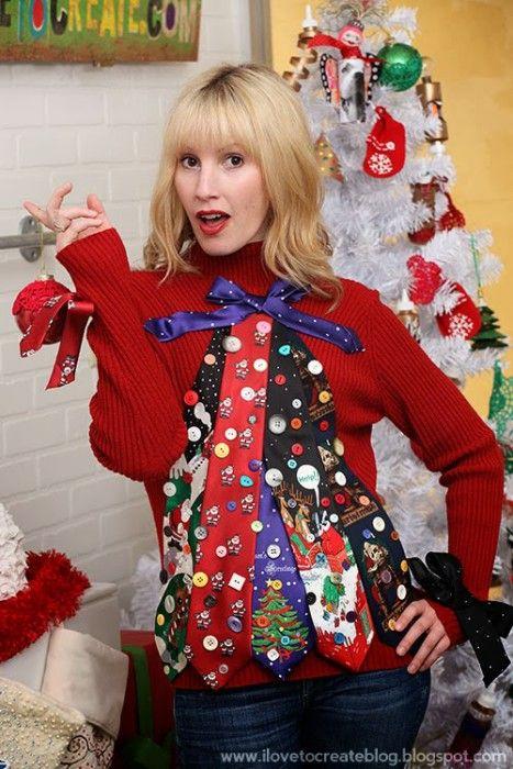 diy camisolas natal personalizadas 1