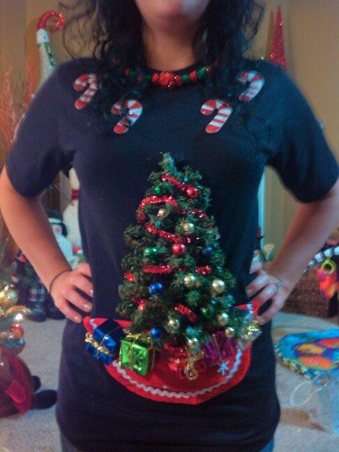 diy camisolas natal personalizadas 3