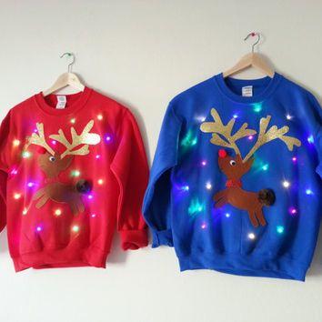 diy camisolas natal personalizadas 6