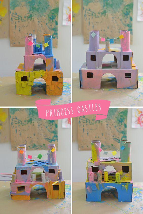 diy castelo brincar cartao 3