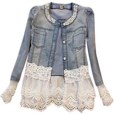 diy customizar jaqueta jean 6