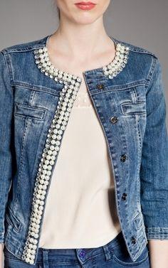 diy customizar jaqueta jean 9