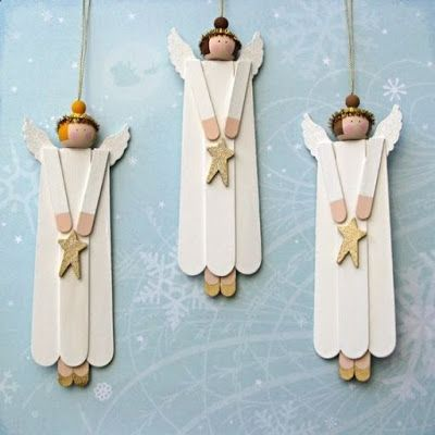 diy decoracao arvore natal palitos sorvete