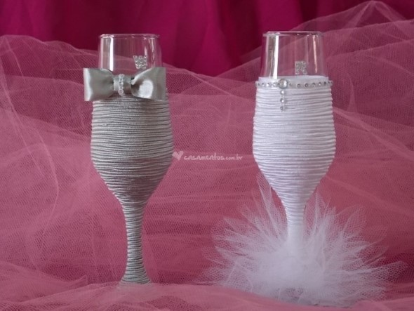 diy decoracao vasos vidro 4