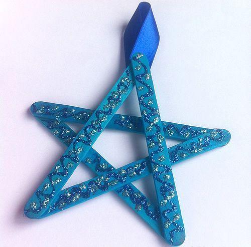 diy estrela natal papel 4